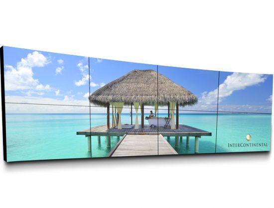 Murs d'images 8 écrans