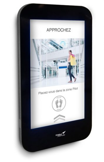 Ecran Phone Touch DXM Profuse
