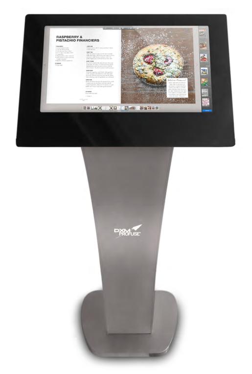 Borne iMac Touch Design DXM Profuse