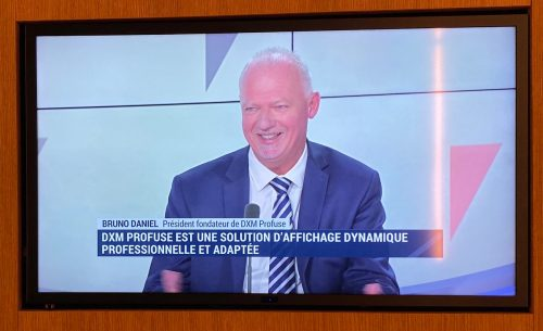 Bruno Daniel sur BFM Business dans l'émission l'Hebdo des PME.